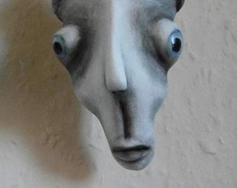 Funny Sculpture 'Victor'