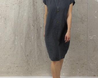 Linen Tunic / T-Shirt Dress
