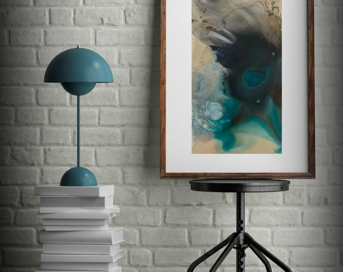 Modern Painting Watercolor Painting GICLEE Art Print Abstract Painting Contemporary Art Abstract Painting Large Wall Art Living room Decor