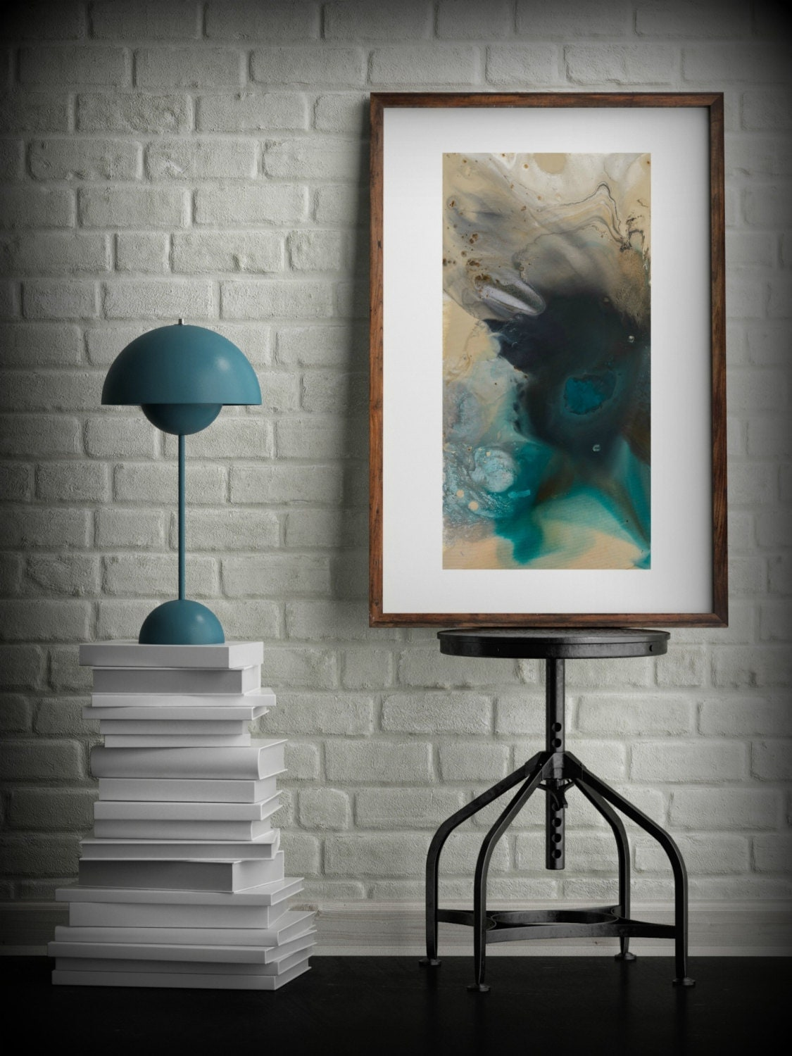 Modern Painting Watercolor Painting Giclee Art Print Abstract Painting Contemporary Art Abstract