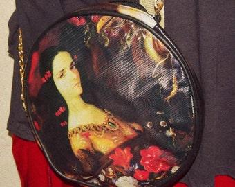 Eco-Friendly Rice Sack Tote Bag - Handmade - Renaissance Art Totally BOHO