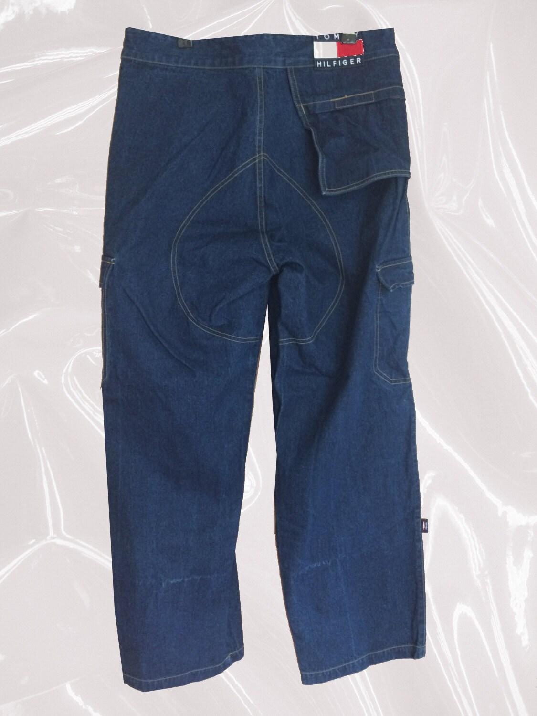tommy hilfiger denim jeans 90s hip hop. Black Bedroom Furniture Sets. Home Design Ideas