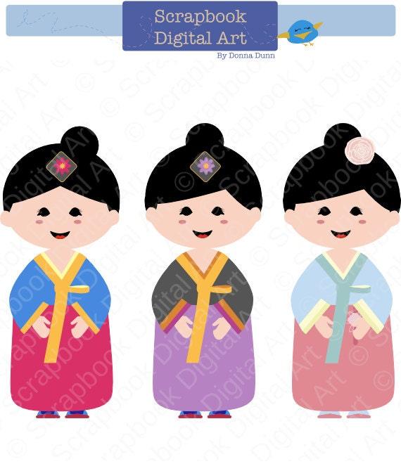 korean clipart - photo #10