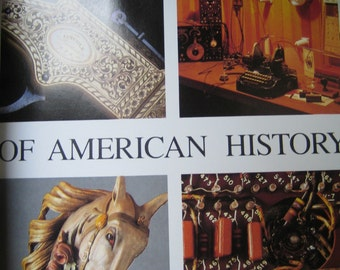The National Museum - American History Table Book