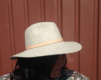 100% Australian Wool Fedora