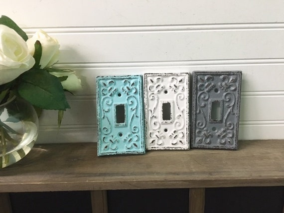 Light Switch Cover Nursery Wall Decor Light By Theshabbystore