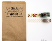 custom business stamp no. 28 - lularoe inspired business stamp - personalized happy mail - small business - lula treasure - hand illustrated