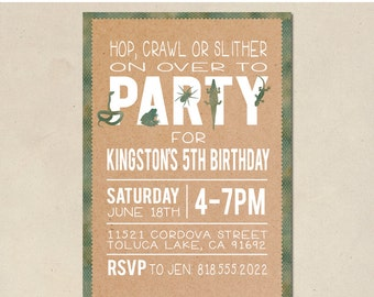 Where The Wild Things Are Invitation Birthday By