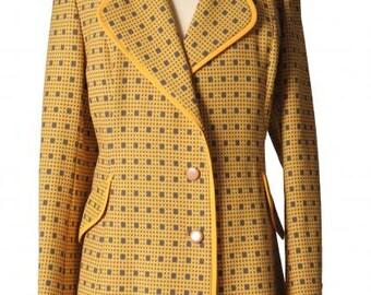 "Vintage 1960's ""Lilli Ann"" Jacket /                           Free U.S. Shipping"