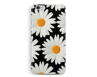 Floral Phone Case, Daisy iPhone Case, Floral iPhone Case, 90s Grunge, Shabby Chic iPhone Case, Girly Gift, Accessories, Vintage iPhone Case