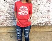 FREE SHIPPING Football / Football Shirt / Tailgate Shirt / Football Mom Shirt / Most Wonderful Time of the Year Football / College Football