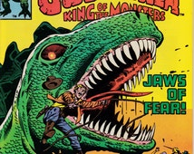 Godzilla #16, November 1978 Issue - Marvel Comics - Grade VF
