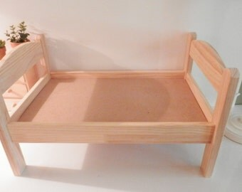 """Doll Bed for the 18"""" doll"""