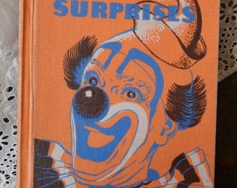 1950's school reader Many Suprises