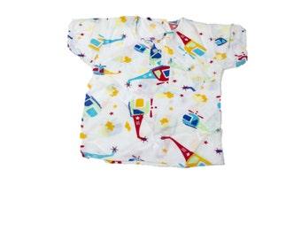 Vintage 1980's Baby Boy Shirt