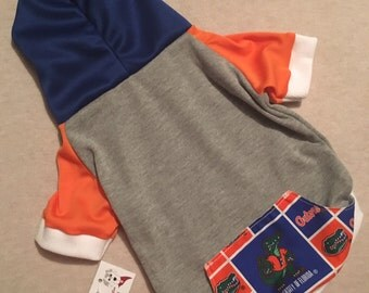 Florida Gators Dog Hoodie / Personalization Available!