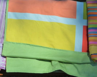 Picnic Blanket- Citrus