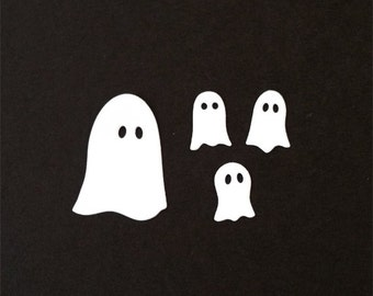 Ghosts Die Cuts