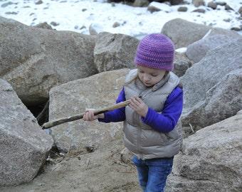 Toddler Unforgettable Crochet Beanie
