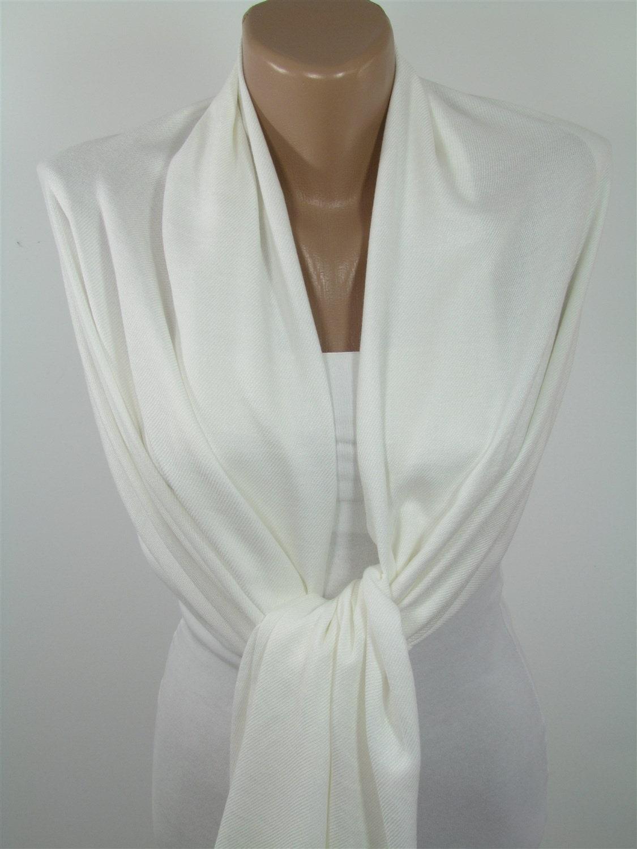 ivory scarf shawl wedding scarf wrap shawl scarf bridesmaids