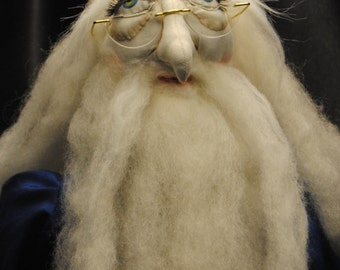Dumbledore Soft BJD Doll