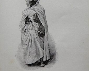 Into Morocco by Pierre Lofi 1891