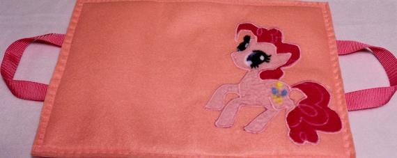 My Little Pony position notebook