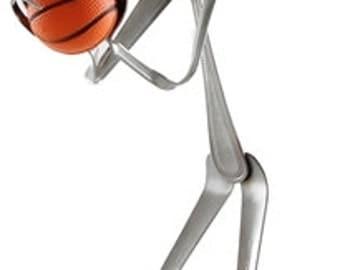 Basketball Player Display Fork