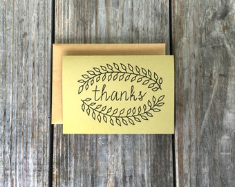 Bulk Thank You Cards, Thank You Card Set, Thank You Cards Set