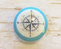 Popular Items For Compass Knob On Etsy