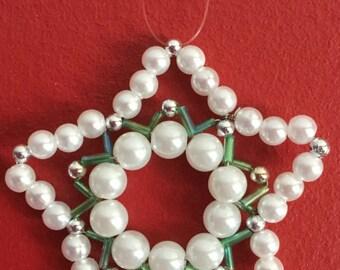 Starflake Ornament