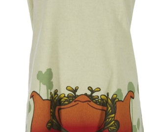 The Pinafore Dress - Poppy