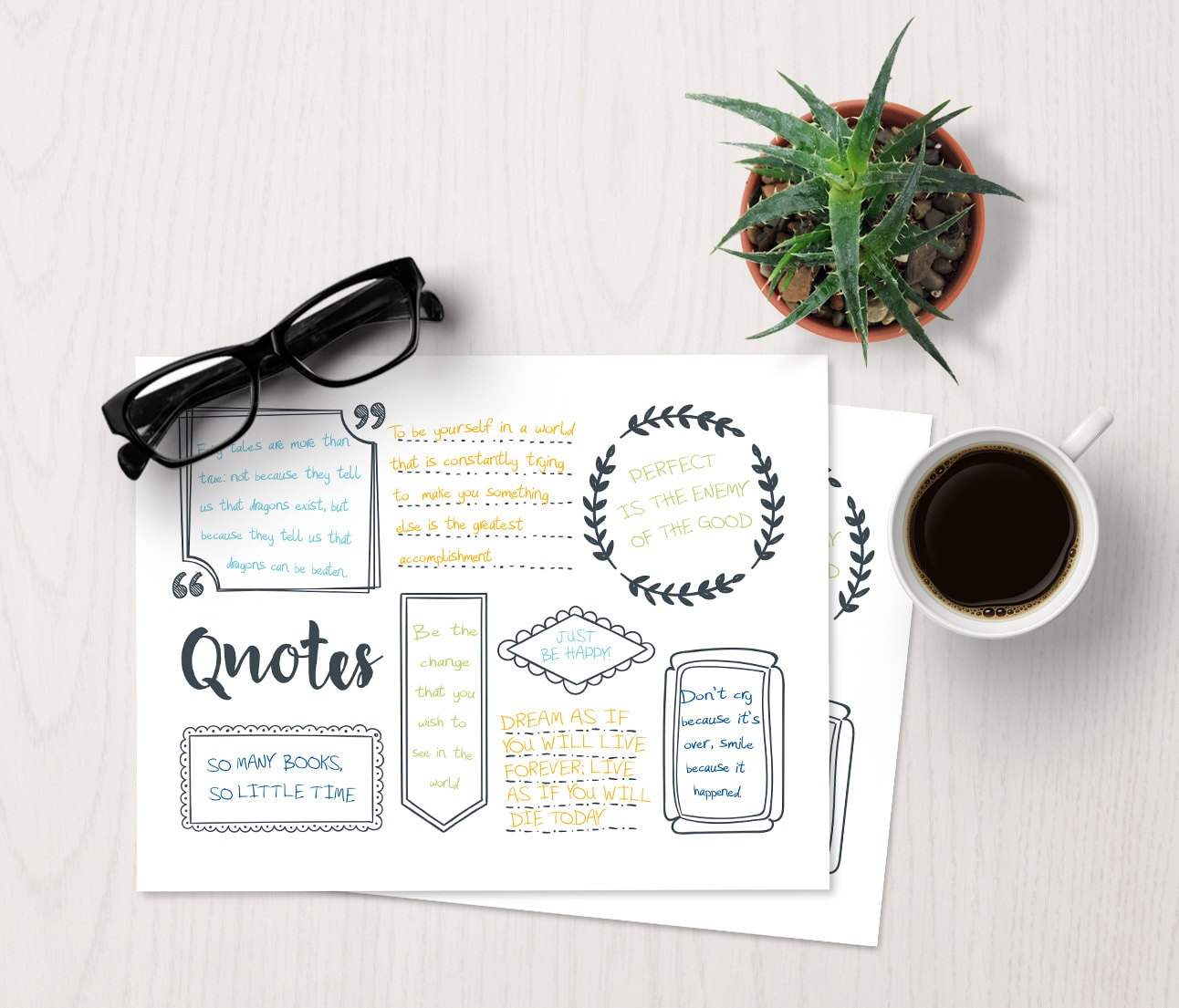bujo quote template bullet journal quotes bullet journal 128270zoom