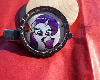 My Little Pony Rarity Hair Clip