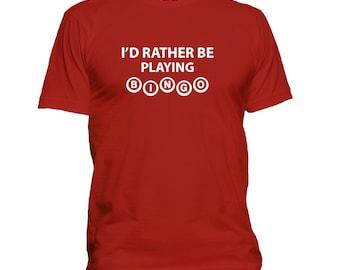 Bingo t-shirt, Bingo Player Gift, Gift For Grandma, Gift For Mom, Funny t shirt, Funny tee, Bingo shirt, Novelty, Present, Gag Gift 022-55
