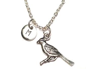 Cardinal Bird Necklace, Cardinal Bird Charm, Cardinal Bird Pendant, Cardinal Bird Jewelry, Cardinal Necklace,Cardinal Charm,Cardinal Pendant