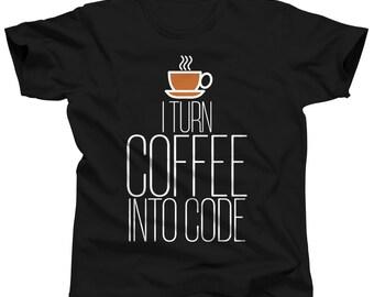 Programmer Shirt - HTML Tshirt  - Computer Science Tee - Computer Shirt - Gift For Guys - Software Engineer - Geek Shirt - Geek Gift