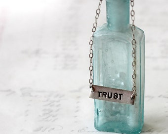 Hand Stamped Name Bracelet - Custom Name Jewelry for Women - Custom Name Bracelet for Women - Hand Stamped Jewelry for Women  - Gift for Her