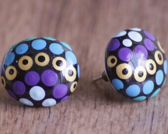 Jewellery Earrings E30 Oceans