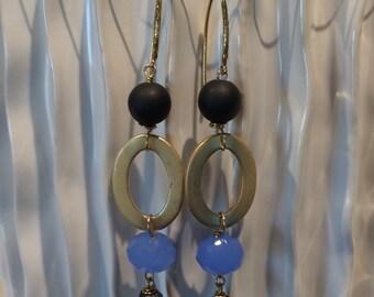 B&B - earrings