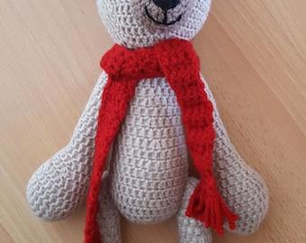 Crochet Reindeer, 100% Custom Made, Reindeer Toy, Reindeer Photo prop, Crochet Rudolf, Reindeer Gift, Christmas Decoration, Birthday Gift