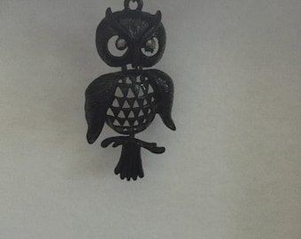 What a Hoot - Owl Earrings