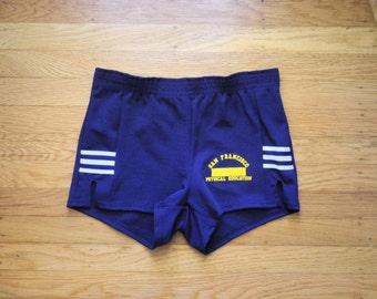 San Francisco 60s / 70s P.E. gym shorts sz. XS