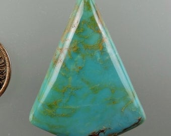Turquoise Cabochon from 49erMinerals