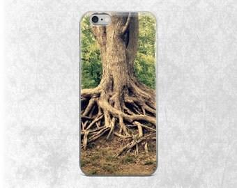 Tree iPhone, Nature iPhone 6 Plus Case, Nature iPhone Case, Forest Phone Case, 6S Case, Tree of Life, Gnarled Roots, iPhone Tough Case Case