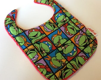 Ninja Turtles, Bib