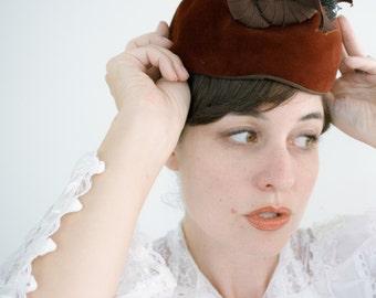 Vintage BB Ruth Capulet Hat