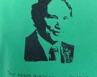 Pierre Trudeau shirt, Prime Minister Trudeau, Candian Prime Minister,  70s / 80s politics, Liberal