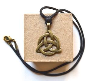Celtic Necklace - For Men - Handmade