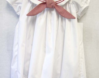 Baby Sailor Dress | Nautical Clothing Toddler Girl | | Childrens Clothes | Baby Girl Nautical |  Baby Nautical | Baby Girl Clothes 292535